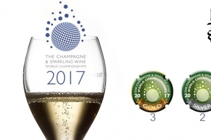 The Champagne & Sparkling wine world Championship 2017