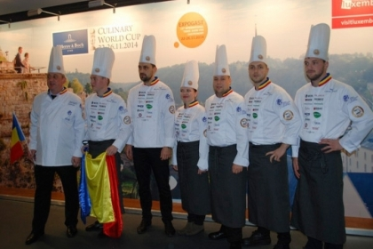 Culinary World Cup 2014